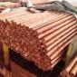 工厂价T2紫铜棒 车削件专用C1100无氧红铜棒1.0-120M-非标可定制