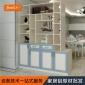 厂家促销铝合金翻斗双层智能鞋柜客厅玄关柜 全铝家具型材现货
