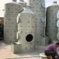 厂家供应净化器除尘喷淋塔pp喷淋塔 洗涤塔废气除臭处理环保设备