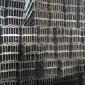 厂家直销Q345国标工字钢 大负差工字钢化工设备用型材工字钢